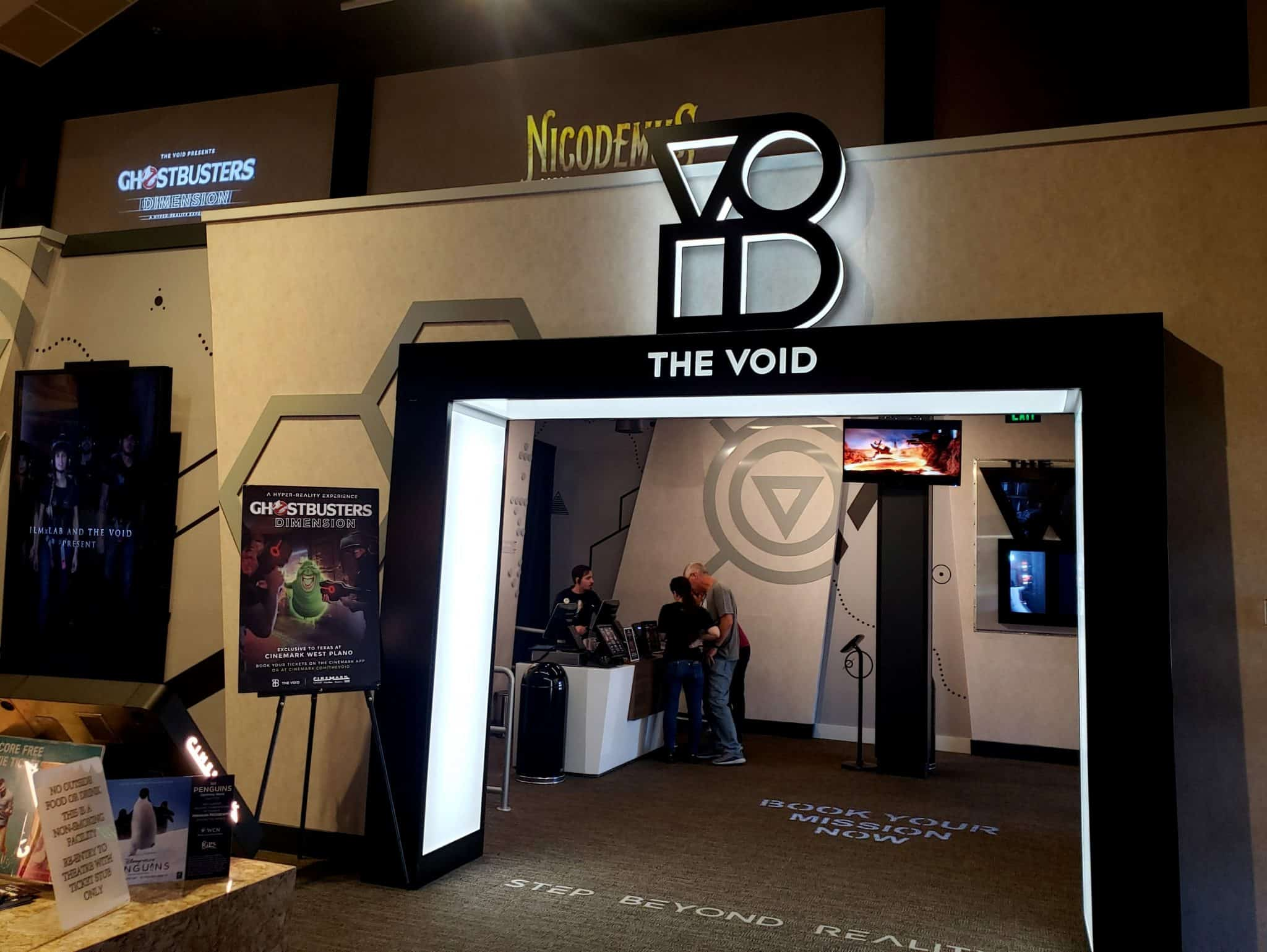 The Void in Plano TX Movie Theaters near me
