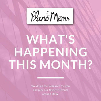 What's happening this Month?