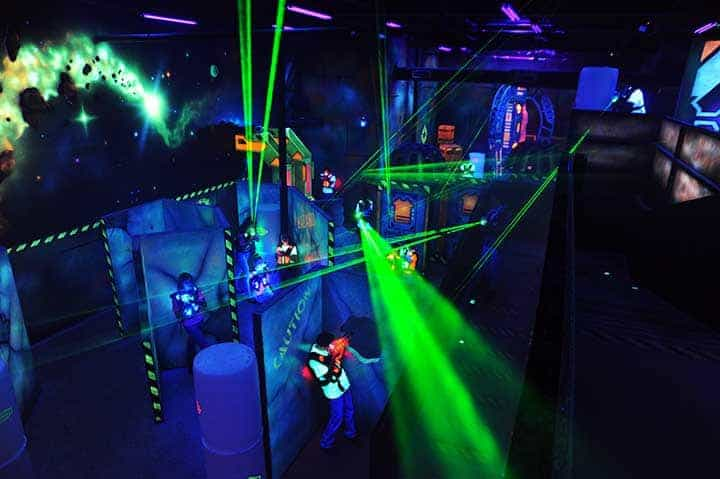 Laser Tag Places Near To Plano Plano Moms