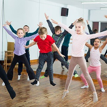 Dancing Camps for those with Special Needs