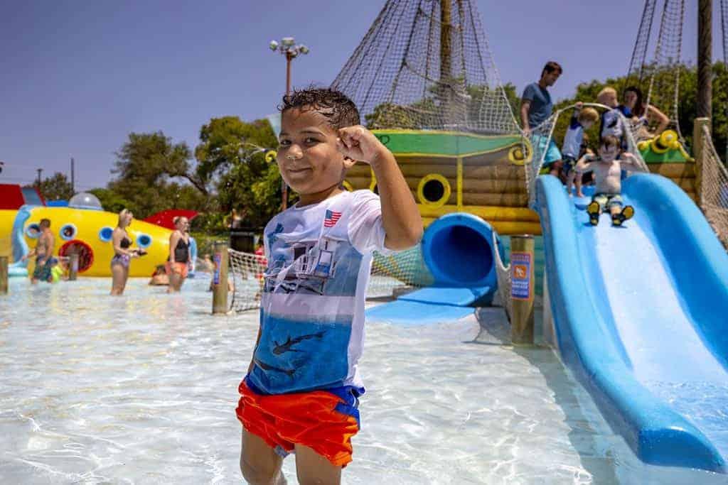 Schlitterbahn Toddler Water Park