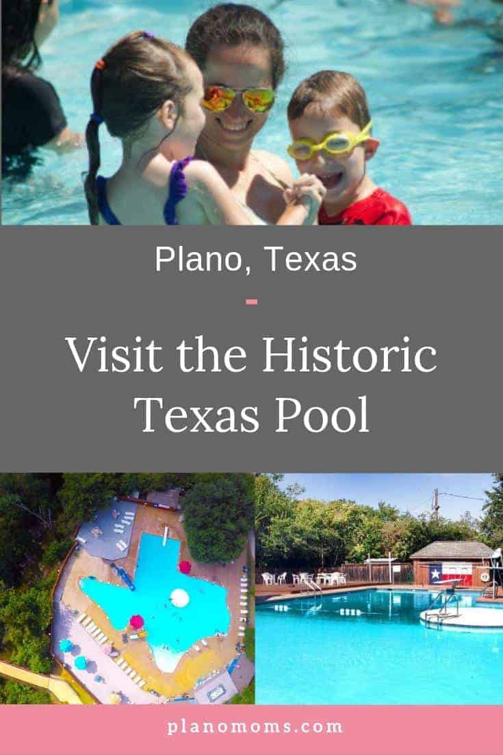The Texas Pool Plano