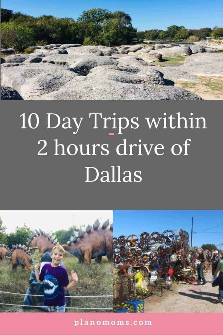 10 day Trips from DFW