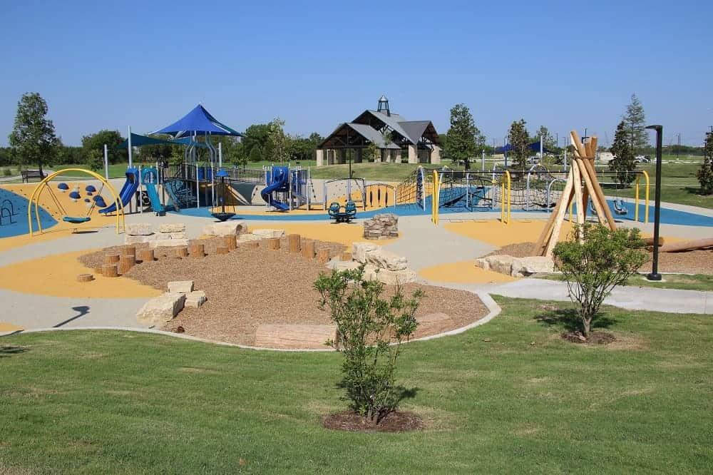 Windhaven Meadows Park Plano TX