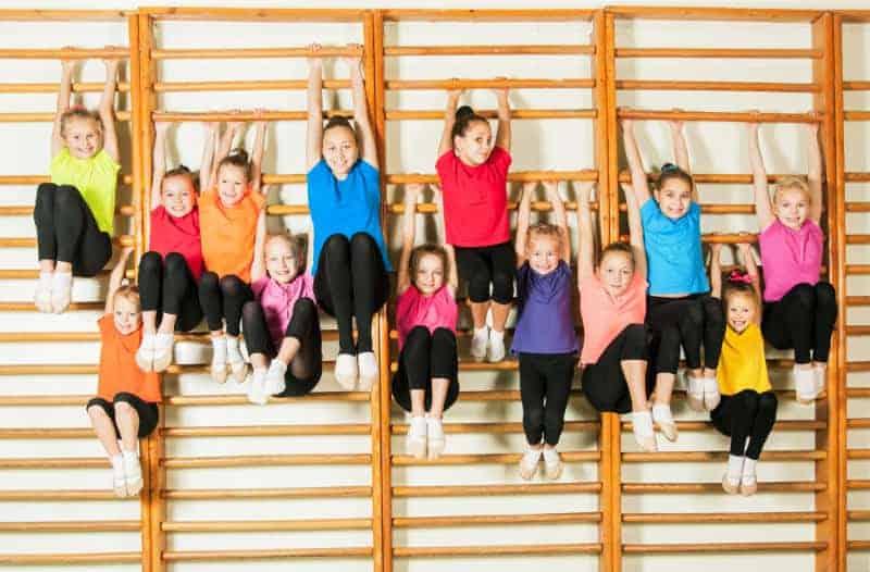 Gymnastics in Plano