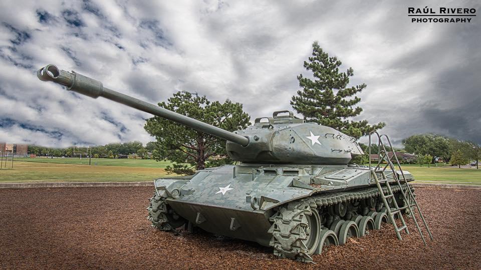 Liberty Park Plano Tank