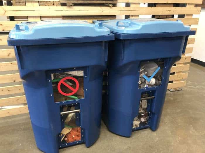 Recycling Bins in Plano TX