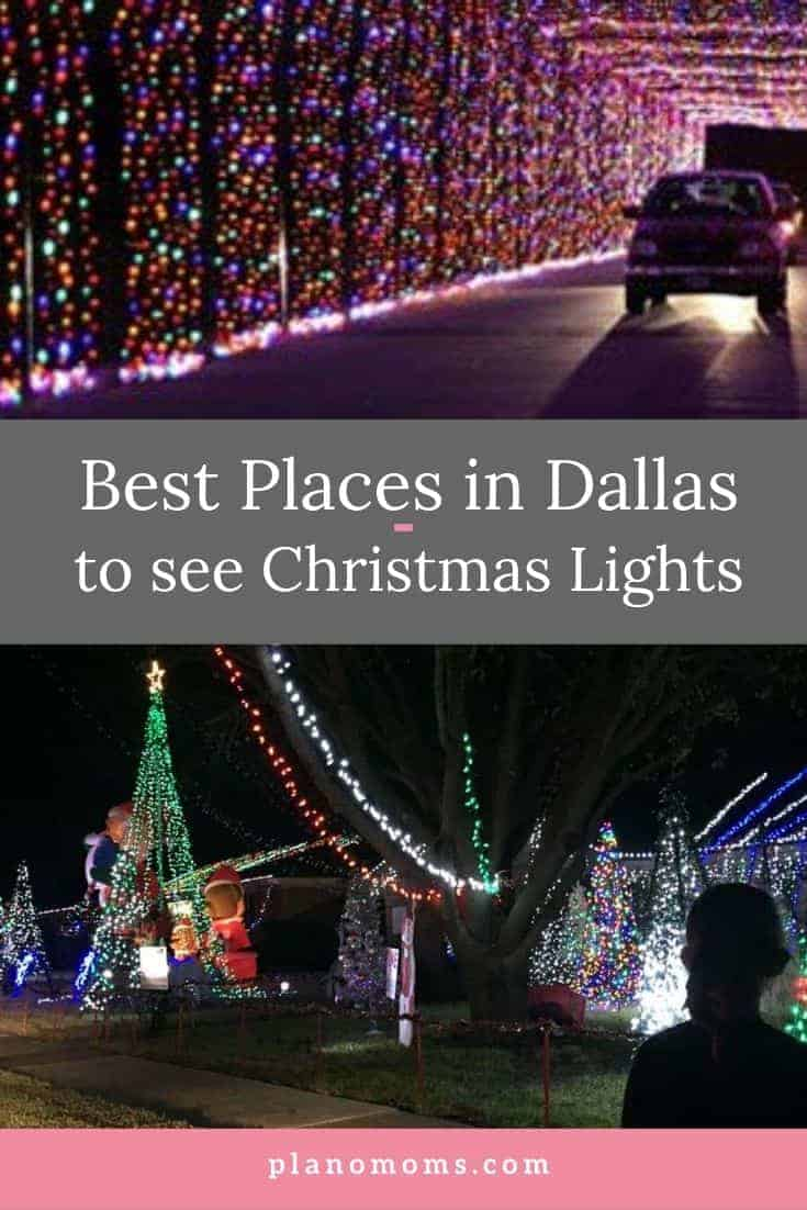 Christmas Music Stations 2020 Dfw The Best Places in Dallas to See Beautiful Christmas Lights