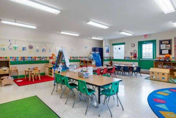 Primrose Deerfield classroom1