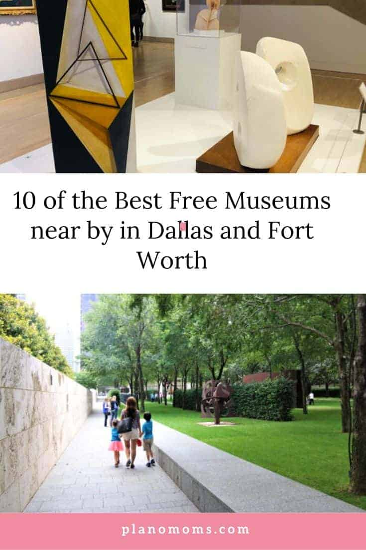 10 of the best free museums in Dallas