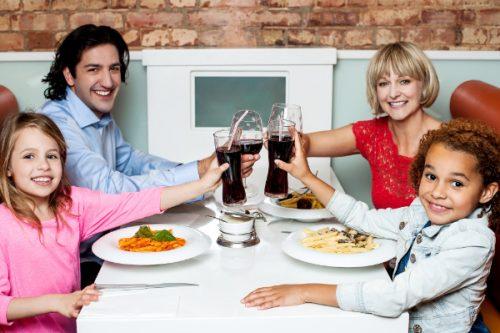 Kids Eat Free in a restaurant e1612467186551