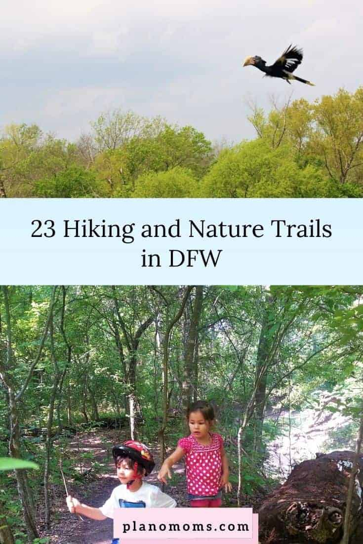 23 Hiking and Nature trails in DFW