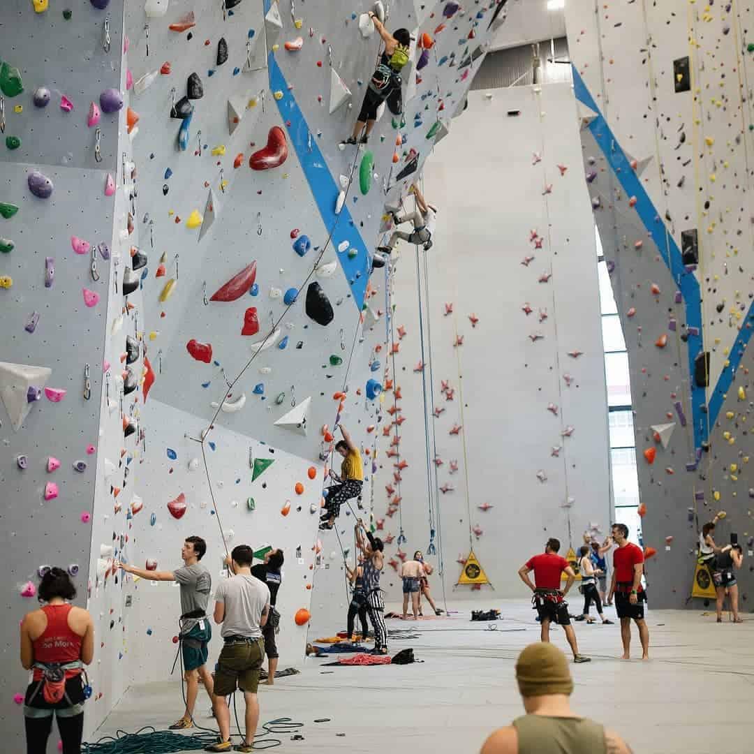 Summit Climbing Plano