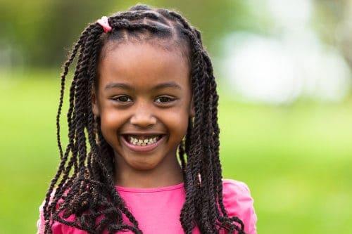 Black Kids Hair Cuts