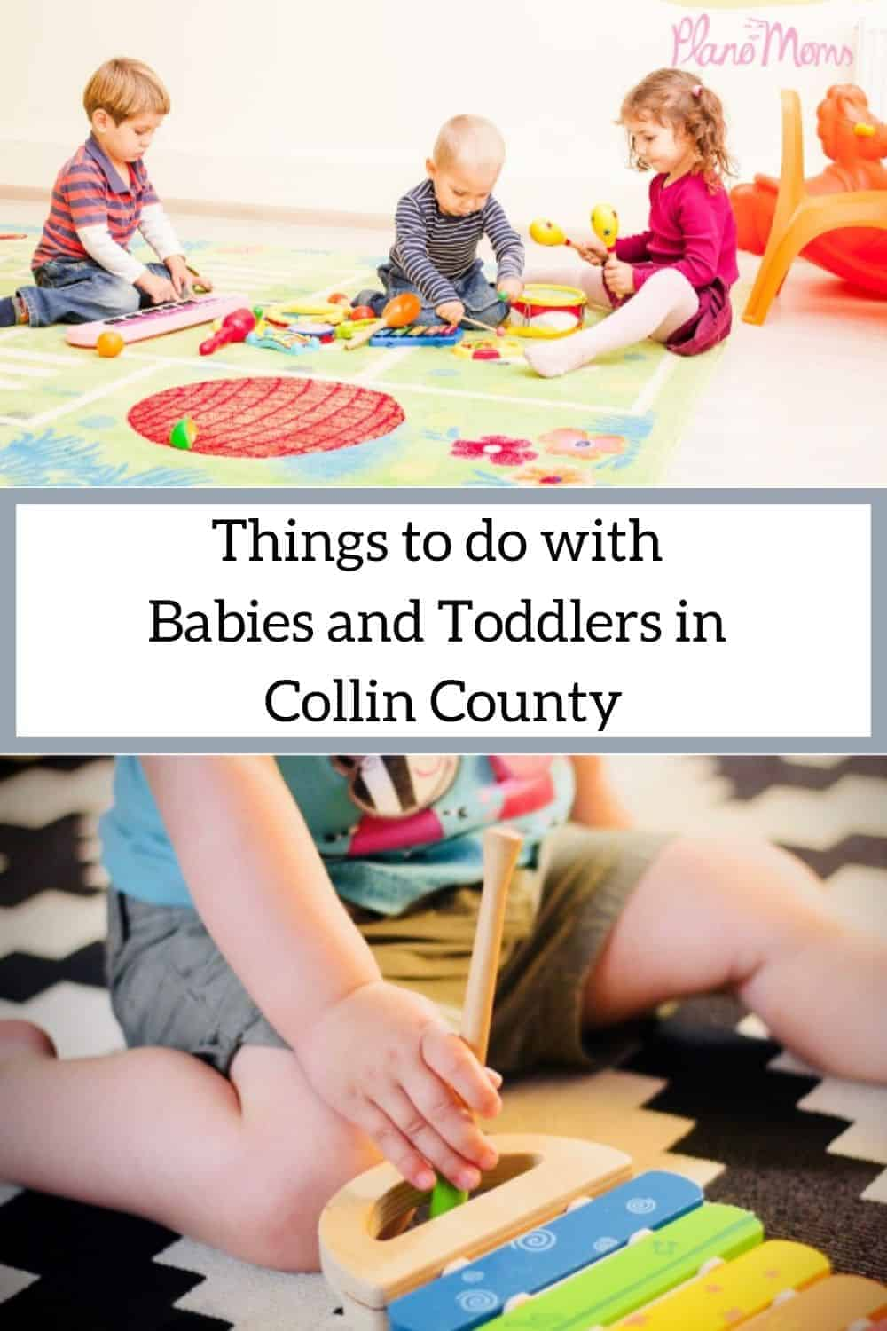 Things to do with Babies and Toddlers