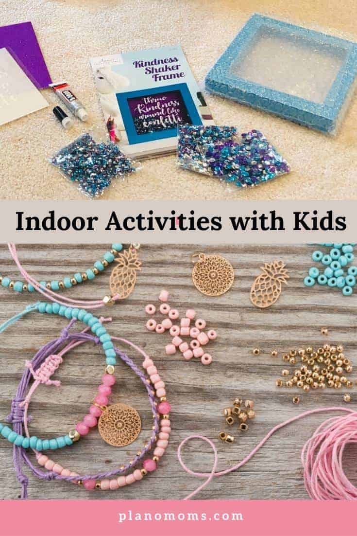 Fun things and activities for kids at home