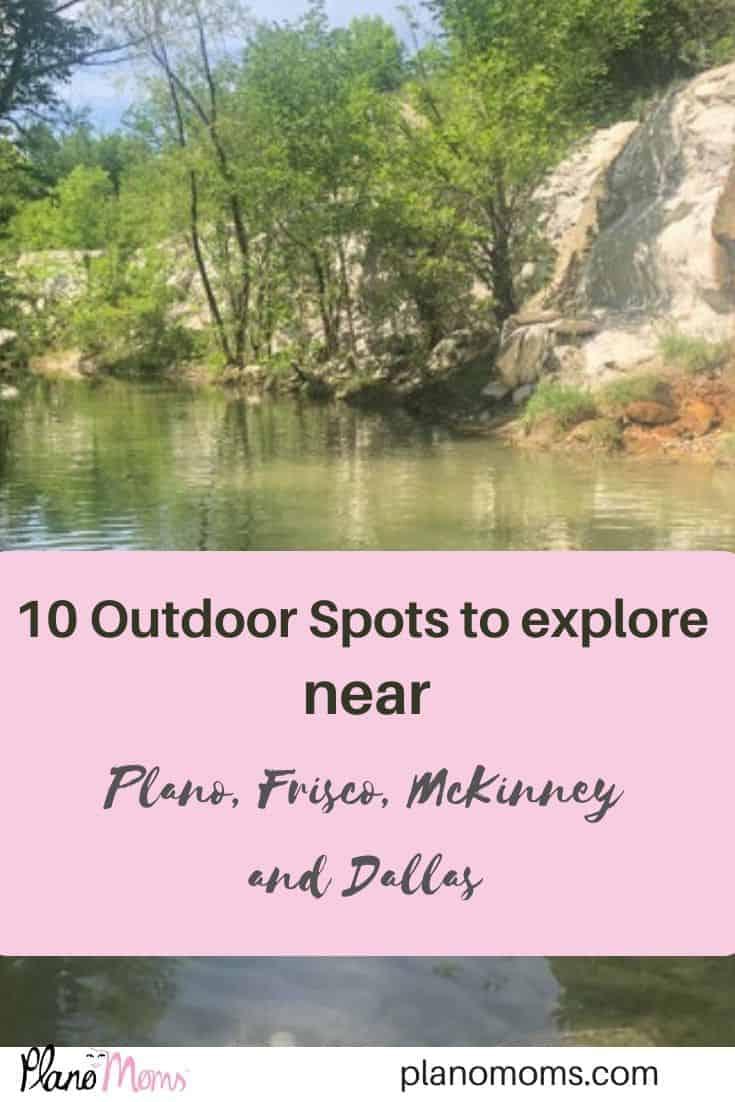 10 Outdoor Spots in Plano Frisco Dallas