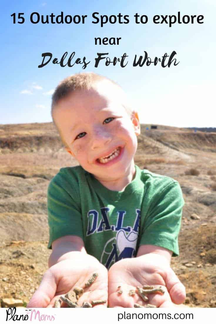 Things to do outdoors DFW