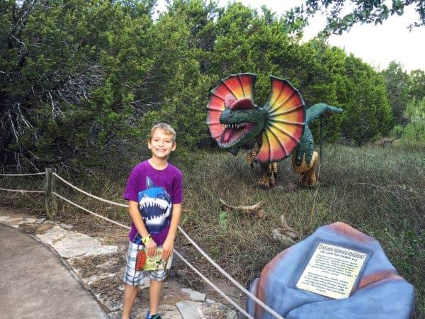 Dinosaur World Glen Rose