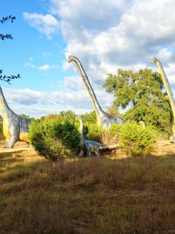 Dinosaur World Texas