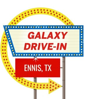 Galaxy Drive-in Movies