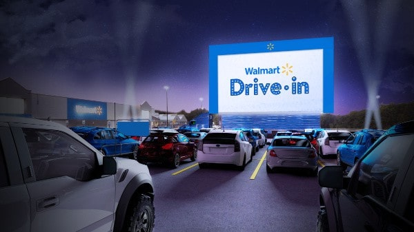 Walmart Drive in Movies Plano TX