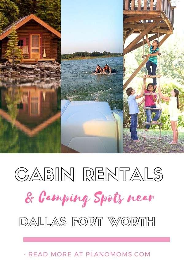 Cabins near me