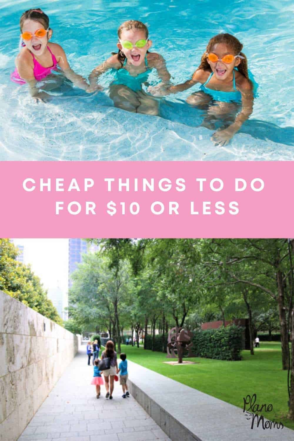 Cheap things to do around Plano