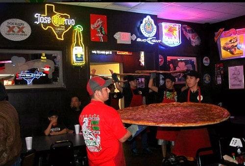 Big Lous San Antonio Pizza
