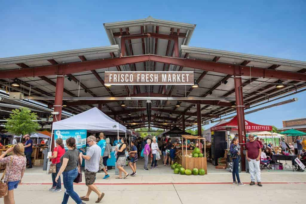 Farmers Markets in DFW Frisco Plano Magazine