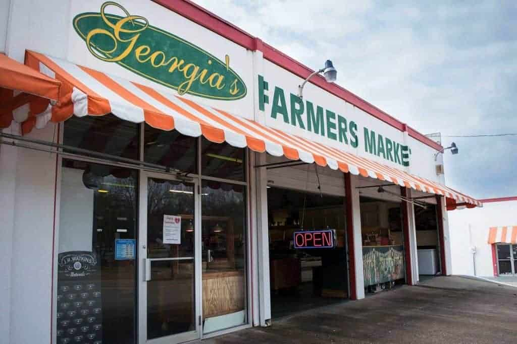 Georgias Farmers Market