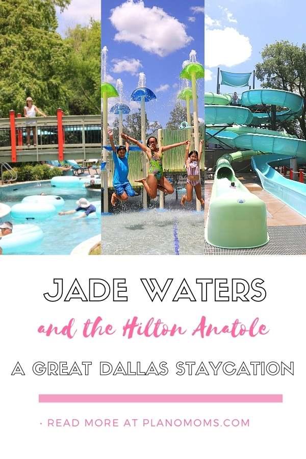 Jade Waters Waterpark Dalllas