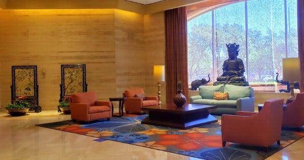 Hilton Anatole Dallas Texas