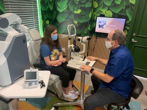 Myopia Doctor Plano TX