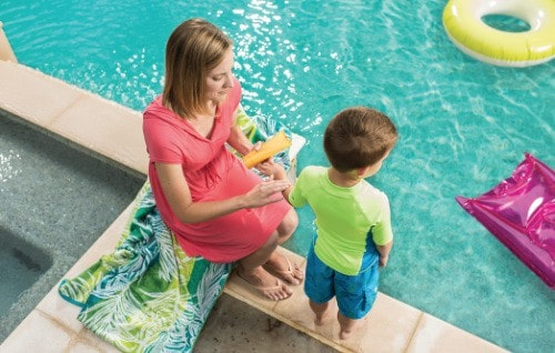 Plano Family by the Pool