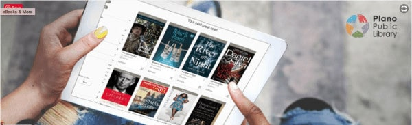 Plano Library online