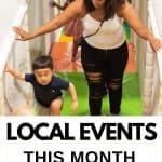 Local Events this month