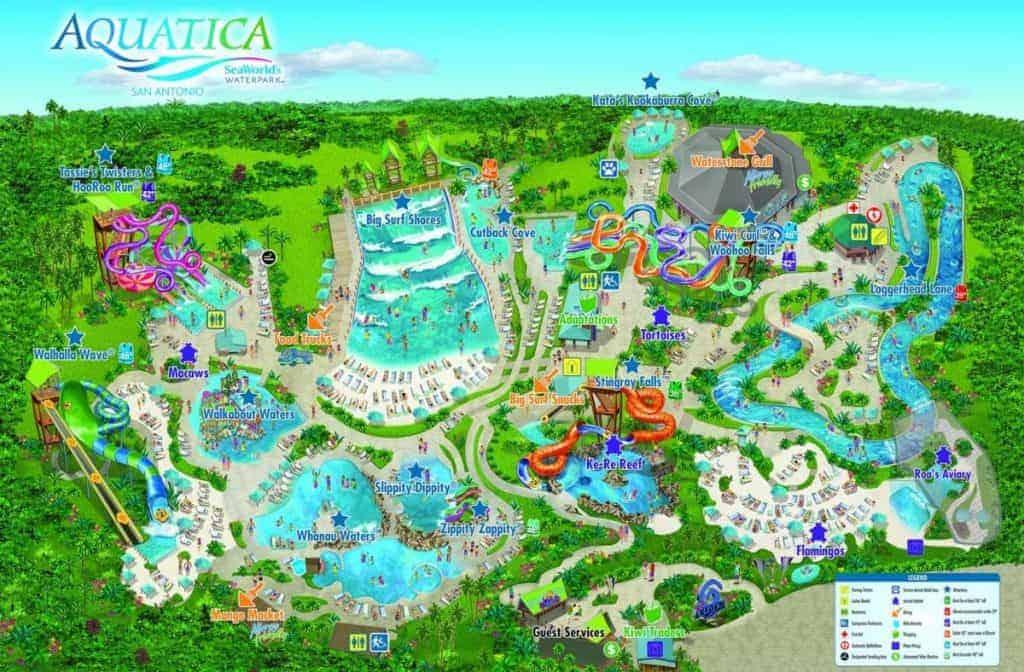 aquatica san antonio map