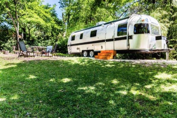 AirStream Unique Place to stay Dallas
