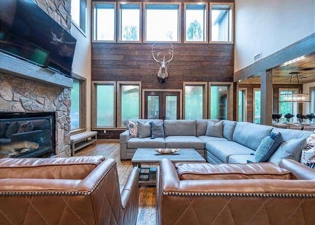 Copper Leaf Lodge, Broken Bow, OK