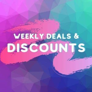 Weekly Deals and Discounts