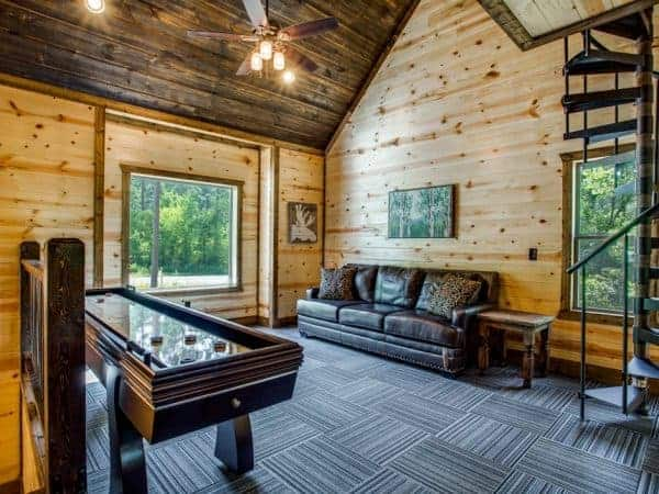 Decked Out Broken Bow Cabins