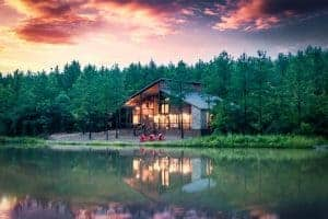 Broken Bow cabin for rent
