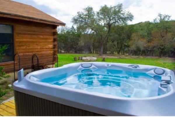 Romantic Log Cabin