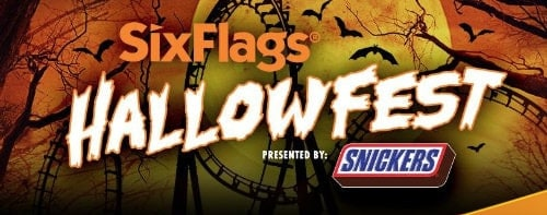 Six Flags Halloween Fest