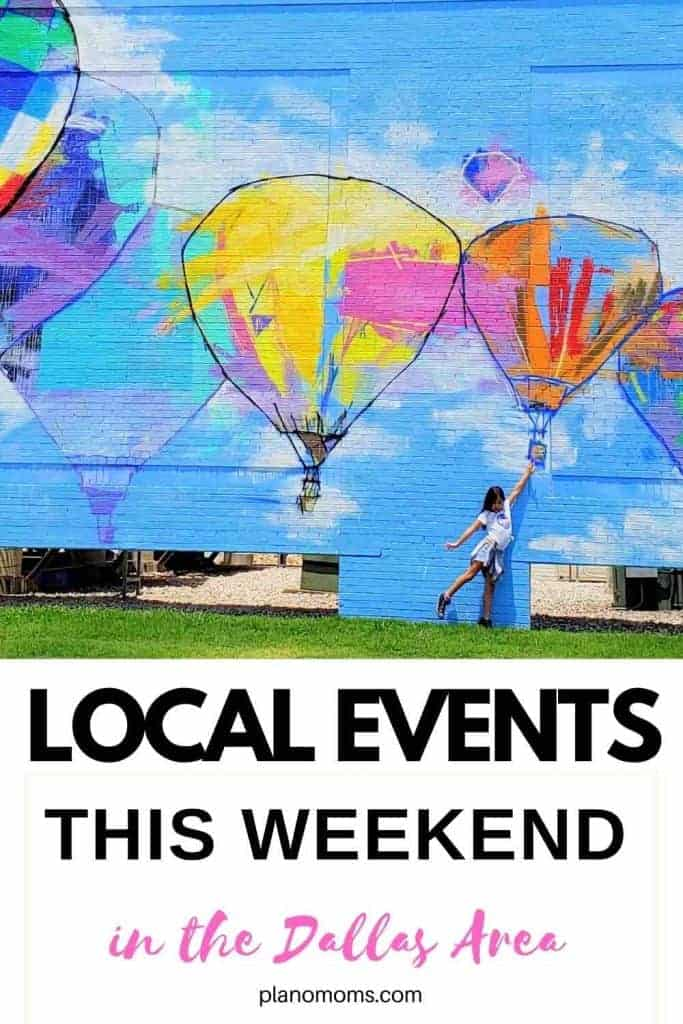Things to do and Local Events this Weekend