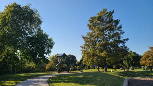 Shade Park plano