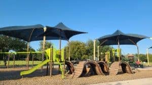Playground with Shade in Plano