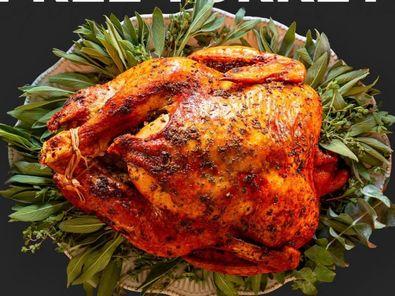 Thanksgiving Turkey to order
