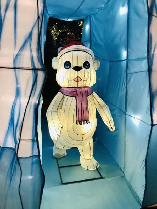 Yuletide Snowman